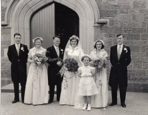 Mum and Dad's Wedding